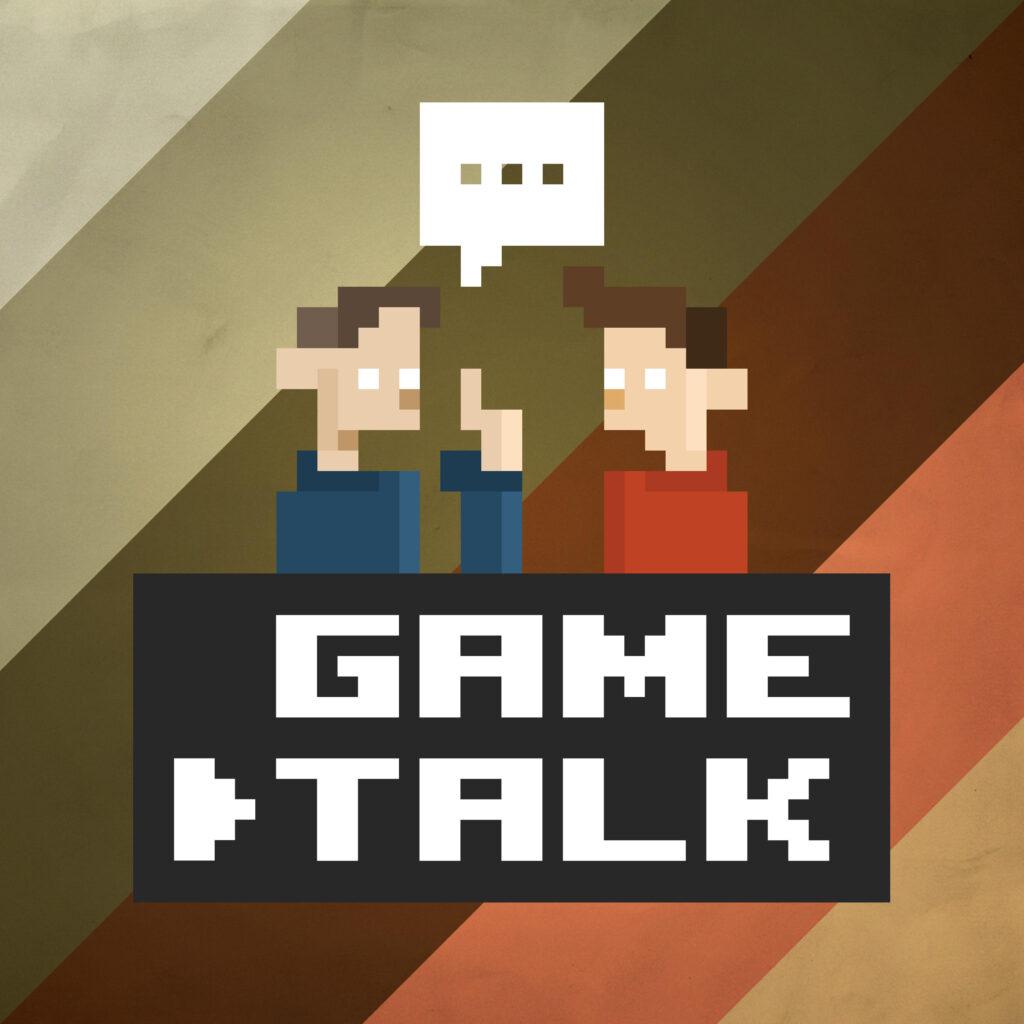 GAME TALK Logo